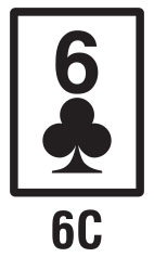 Six of Clubs